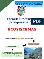 Clase 3 Ecosistemas