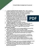 Complete PMP Notes - Edward-Designer.com