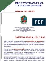 00 Programa Exploracion del Subsuelo e Instrumentación Geotécnica.ppt