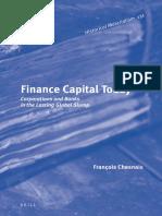 Finance Capital Today