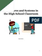 Classroom Procedures in High School