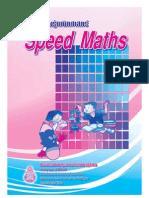 เอกสารเสริมความรู้ Speed Maths