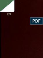 (1890) Handbook of the Amateur Athletic Union