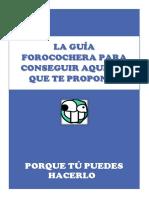 La Guía Forocochera Para Conseguir Aquello Que Te Propones v. 1.1