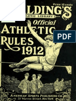 (1912) Handbook of the Amateur Athletic Union