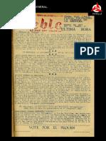 El Pueblo N° 4 - Enero 1957