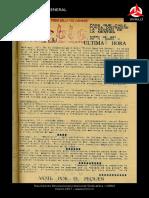 El Pueblo N° 6 - Enero de 1957