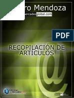 eBook - Recopilación Artículos - Alvaro Mendoza