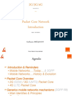 Orange Packet Core Network Overview v2.2