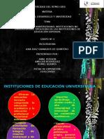 Desarrollo y Univercidad Present 2