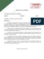 Respuesta del Gobierno a Podemos sobre carguero con productos del Sahara Occidental