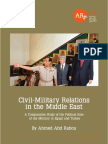 Civil-Military Relations in the Middle East
