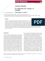 Development and the Epigenome - The 'Synapse' of Gene-Environment Interplay 2015