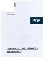 Méthod Guyon Massonnet