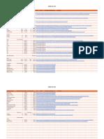 material list - sheet1