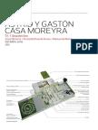 Astrid y Gastón Casa Morena - 51-1 Arquitectos