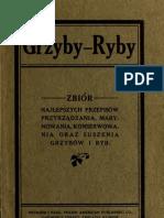 (1917) Ryby Zbior Najlepszych Przepisow Przyrzadznaia a Konserwowania Oraz Suszenia Grzybow i Ryb (American Dishes)