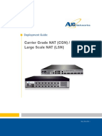 a10-Dg-carrier Grade Nat Cgn Large Scale Nat Lsn