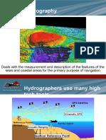 Hydrography 11-09-16