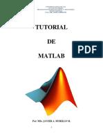 Tutorial 1 de Matlab