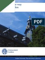 Leiden Orientation Manual