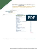 Parámetros de Ponderación Ciencias de La Act Física y El Deporte