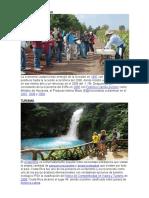 Actividades Economicos de Costa Rica