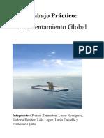 Ensayo sobre el Calentamiento Global en la República Argentina
