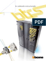 Catalogo Bticino Btcs 11