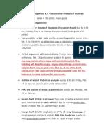 comparative rhetorical analysis and psa assignment  wrtc 103  spring 2017  3 -1  4