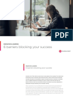 Pluralsight Guide 6 Barriers Blocking Your Success