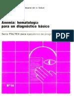 Anemia hematologia para un diagnostico basico.pdf