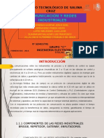Unidad 1 Comunicaciones y Redes Industriales