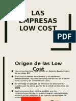 Las Empresas Low Cost