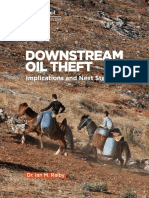 Downstream Oil Theft