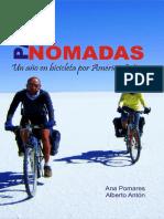 Pomares Ana Y Anton Alberto - Par de Nomadas - Un Año en Bibibleta Por America Latina