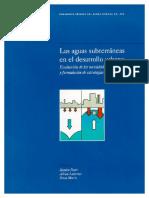 Las+Aguas+Subterraneas+en+el+Desarrollo+Urbano