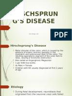 HIRSCHSPRUNG_Surgical Presentation HSC