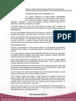 Expocannabis 2015 Uruguay Siembra Gacetilla