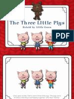 TheThreeLittlePigs Story Book