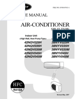 carrier service manual airconditioner split type