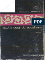 Historia Geral Socialismo Vol1 Intro