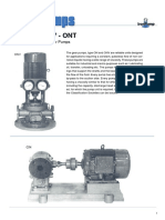 5. GEAR PUMP CATALOG - Transfer Pump Bunker to Settling - Hal 3