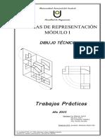 Dibujo Técnico (Práctico) - Año 2003