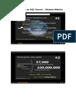 Introduçao Ao SQL Server 2012