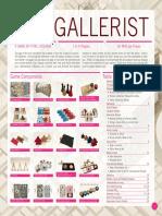 The Gallerist Rulebook (1)