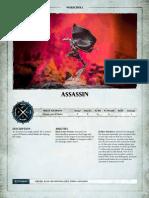 Aos Warscroll Shadowblade Assassin En
