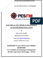 Electrical and Chemical Diagnostics of Transformers Insulation-13