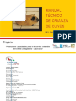 Manual Técnico de Crianza de Cuyes