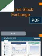 EXPO.cyprus Stock Exchange